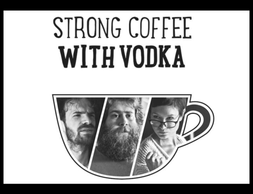 Strong Coffee with Vodka | Main Theme (Filmmusik)
